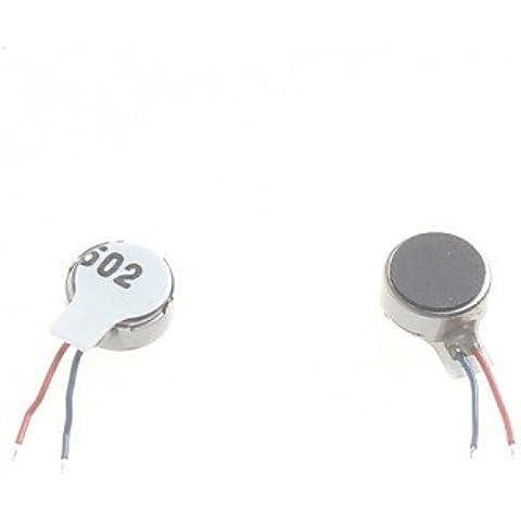 XMQC* 8 * 3,4 mm piatto Vibrazione telefono / vibrando (2pz.)