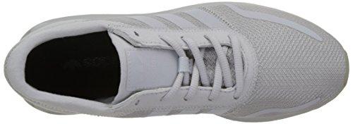 adidas Unisex-Erwachsene Los Angeles Sneaker Grau (Lgh Solid Grey/lgh Solid Grey/lgh Solid Grey)
