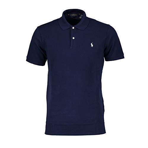 Polo Ralph Lauren Herren Classic Fit, Poloshirts, Blau Small - Classic-fit Ralph Shirt, Lauren