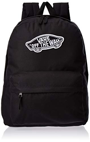 Vans Realm Backpack Mochila Tipo Casual, 42 cm, 22 Liters, Negro...