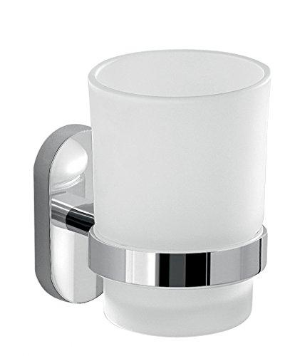 Porte brosse a dents 6,8x10x10,5 cm réf 53101300200