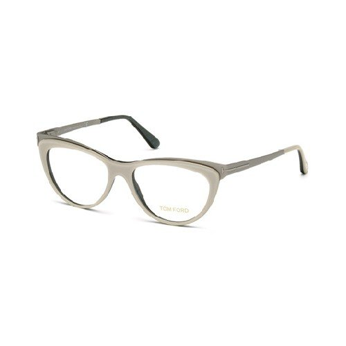 Tom Ford FT5373 C53 024 (white/other / ) Polarisierende Brillengestelle