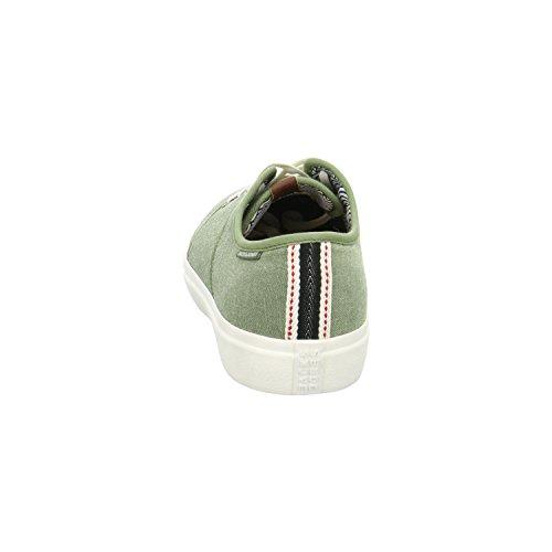 JACK & JONES  12117611 Jfw Turbo Textile, Baskets pour homme Olive