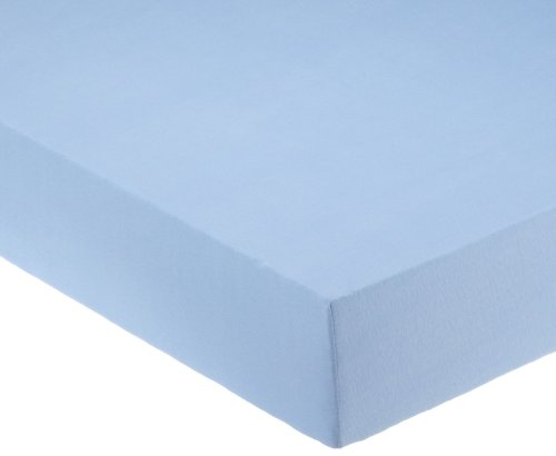 Pinolino Drap-housse pour Berceau - Bleu-clair