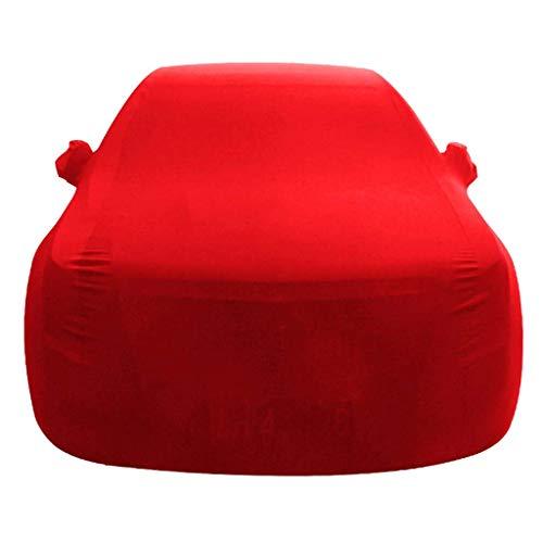 Yazh Indumenti protettivi COPERTURE Lajin Flame Retardant Materiale Tesla Car Cover Modello speciale 3 antipioggia Modello S Model X di Tesla Car Abbigliamento protezione solare Copriauto