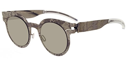Mykita - MAISON MARGIELA MMTRANSFER001, Schmetterling Stahl Damenbrillen