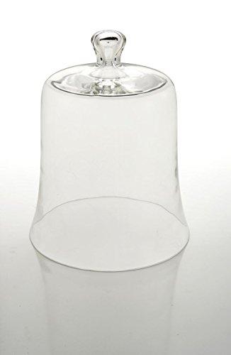 Sweet Home Cloche de verre Provence cod.5021643 cm 32h diam.26 by Varotto & Co.