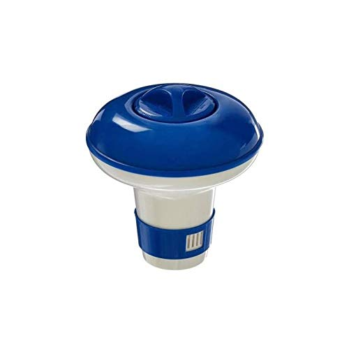 ZHONGST Schwimmende Pille Automatische Dosier Vorrichtung Schwimmbad Pool Spa Pool Sauna Pool Floating Cup Intelligent Desinfektion -