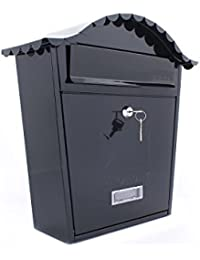 Sterling Classic Post Box - Black
