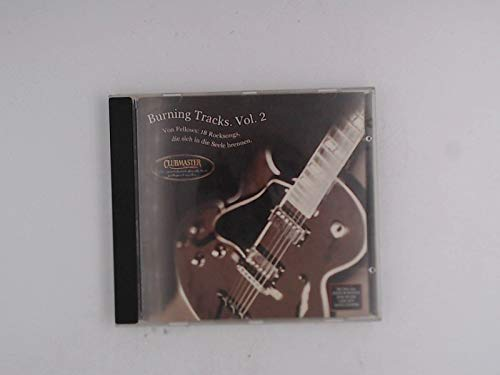 Burning Tracks Vol. 2 [CLUBMASTER Sponsoring - Various Artists]