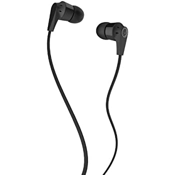 Skullcandy Ink'd 2.0 In-Ear Headphones - Black/Black