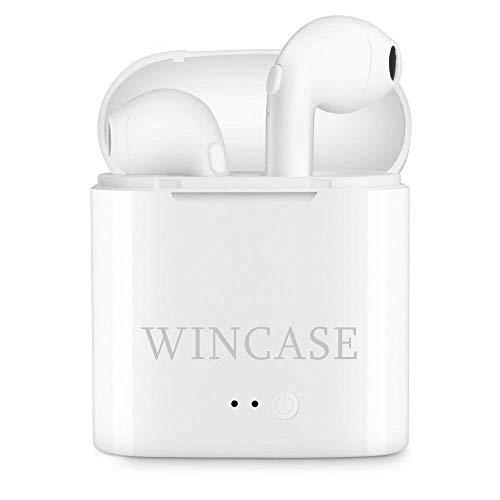 XIAYU I12 TWS Wireless Bluetooth 5,0 Auriculares de bajo estéreo, Touch 3D Bilateral estéreo, Carga de Contacto magnético, Impermeable