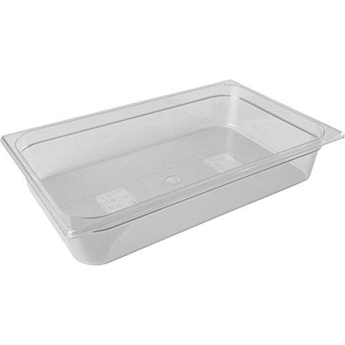 PUJADAS GN-Behälter1/1 Polycarbonat, Tiefe: 150 mm, Inhalt: 19,60 Liter
