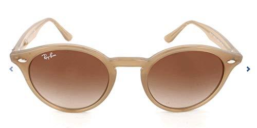 Ray-Ban Unisex Sonnenbrille Rb 2180 Gestell, Gläser: braun verlauf 616613), Medium (Herstellergröße: 49)