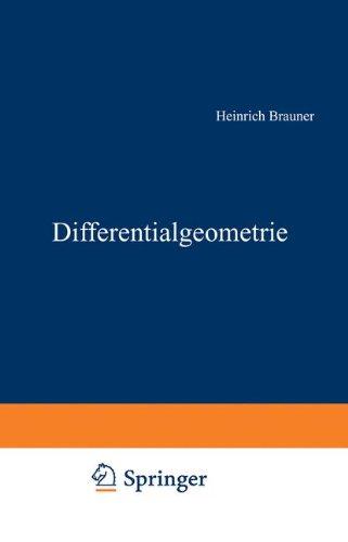 Differentialgeometrie