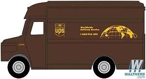 Walthers Corn Silverstone 949-14000UPS lieferwagen plástico Maqueta de, Modelo Ferrocarril Accesorios, Hobby, de construcción, Multicolor