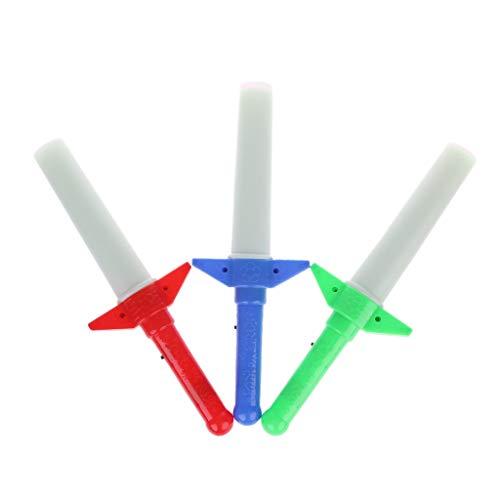 ruiruiNIE New Rainbow Laser Schwert Ausziehbare Leuchten Spielzeug Flashing Magic Zauberstäbe Led Sticks Party Cosplay