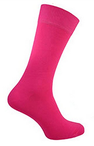 Herren Quality Teddy Junge Neon Socken Verschiedene Farben -