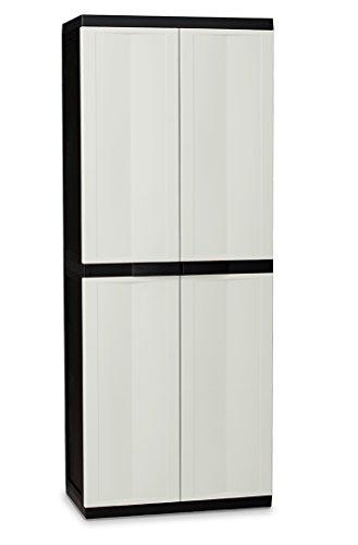 Dea-Home-Z202R043-Armadio-Trend-Line-S-Tuttopiani-65x37x165-Black-Edition