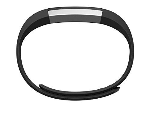 Fitbit Alta Tracker d'activité pour Fitness Noir Taille S