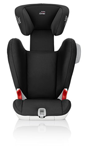 Britax Römer KIDFIX SL SICT High-Backed Booster Car Seat, Group 2/3 (15 – 36 kg), Collection 2017, Cosmos Black