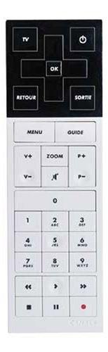 Télécommande CANAL PLUS CANALSAT HD WIFI 05CNLTEL0073