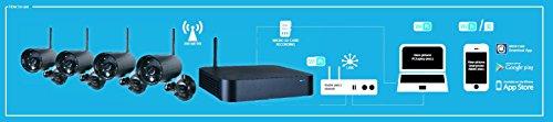 Smartwares 4-Kanal Kamera Sicherheitssystem - 10