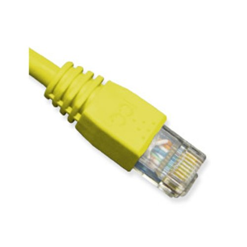 PATCH CORD, CAT 6, BOOT, 1' YL (Icc-patch-kabel)