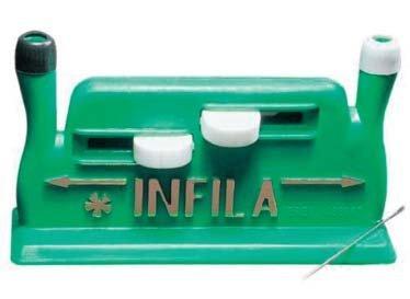 Infila automatic hand needle threader by infila