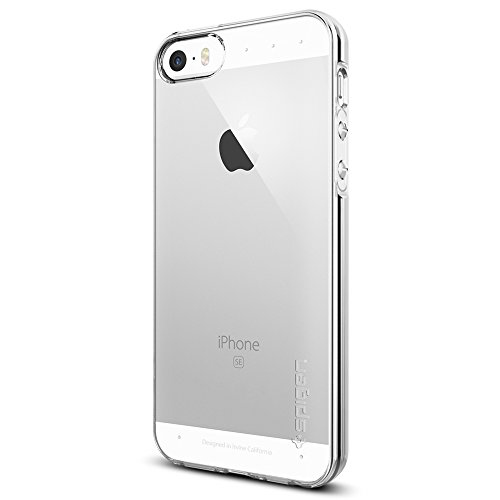 iphone-5-5s-se-case-spigenr-liquid-armor-crystal-clear-soft-flex-new-silicone-shockproof-protection-