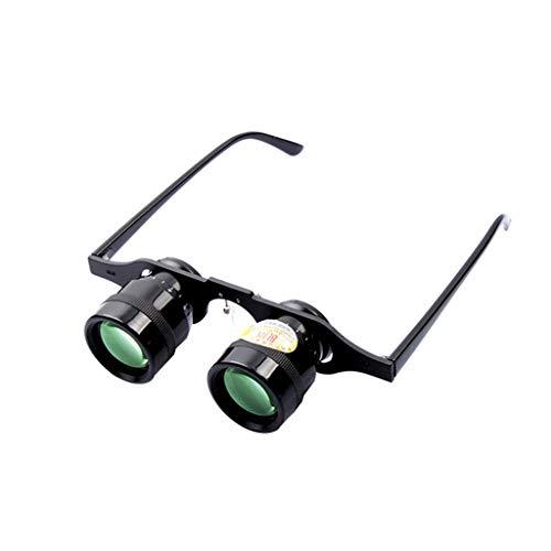 QROU Fernglas - Leichtes Mini Binocular Mit 10-Fach Vergrößerung und 26mm Objektiv Auch für...