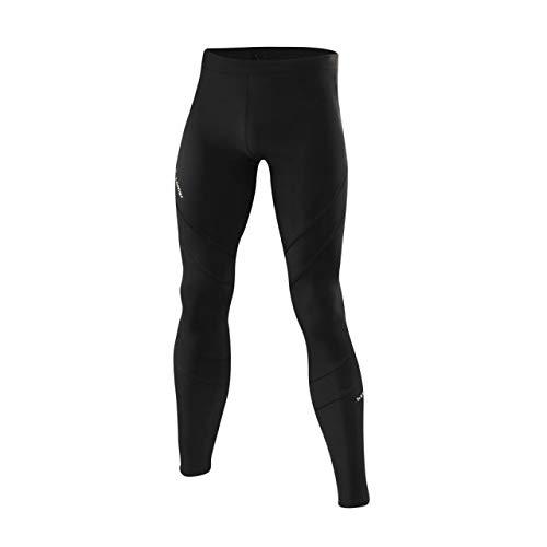 LÖFFLER XC Skiing Racing Suit Worldcup - Black/Lime