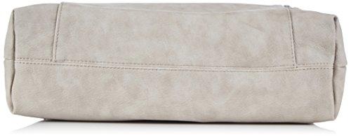 Tamaris FIONA Satchel Bag 1009142-205 Damen Schultertaschen 35x32x12 cm (B x H x T) Beige (stone 205)