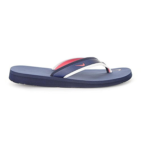 Nike Womens Celso Thong Synthetic Sandals Marine De Guerre
