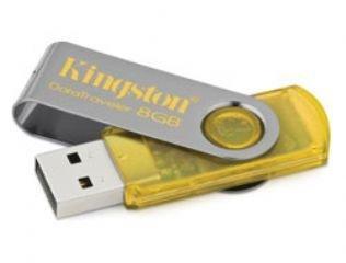 Kingston DT101Y/8GB DataTraveler 101 Speicherstick 8 GB USB 2.0