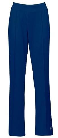 Mizuno Damen-Neun Collection lang warm up Pants, damen, navy