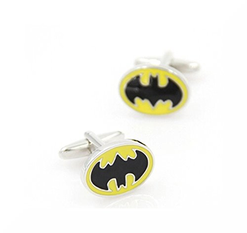 silverfox-gemelli-super-eroe-con-logo-di-batman-batman-3-taglia-unica
