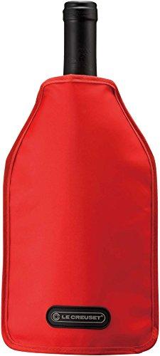 Le Creuset WA-129 Wein Accessoires Aktiv Weinkühler, rot