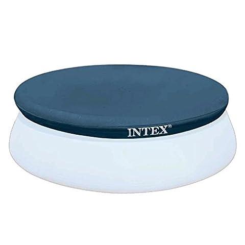 Intex Abdeckung, kreisrund, für Pool Easy Set, 396cm