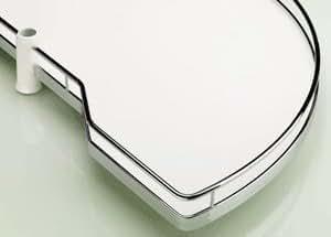 Hettich - Amenagement Interieur - Carrousels Demi-Cercle Arena Classic Ø - Dimension : 750 Mm - Couleur : Argenté Époxy