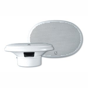 POLY-PLANAR MA5950 WHITE OVAL 160