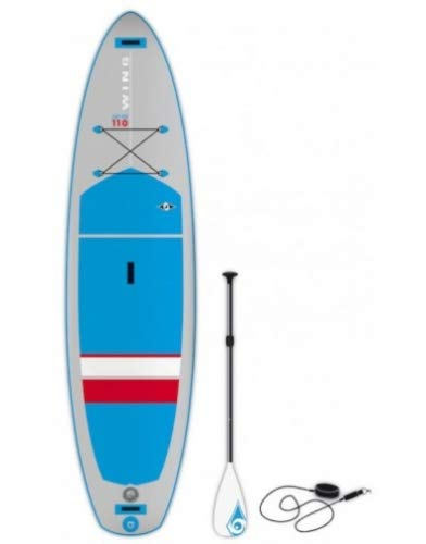 "BIC 11\'0\"" Wing Evo Inflatable SUP + Paddel & Leash"