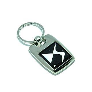auto-badges citroen ds3 metal keyring birthday gift present