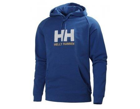 Helly Hansen - Sweatshirt mit Logo blau