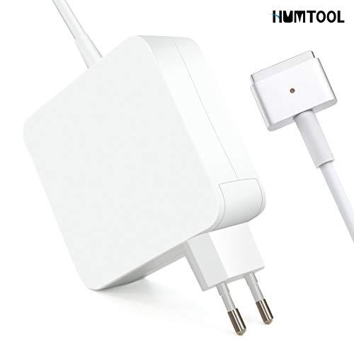 humtool macbook pro alimentatore magsafe 2 60w per macbook caricatore magnetico caricabatterie per macbook pro retina 13 - dalla fine del 2012