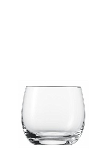 Schott Zwiesel Tritan Crystal Glass Banquet Barware Collection Old Fashioned/Whisky Cocktail Glass, 13-1/2-Ounce, Set of 6 by Schott Zwiesel Old Fashioned Cocktail