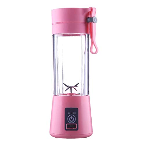 Rechargeable Portable Electric Fruit Juicer Smoothie Maker ()