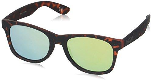 Vans Herren SPICOLI FLAT SHADES Sonnenbrille, Tortoise Shell, 1