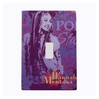 Hannah Montana Wallplate by Amerelle