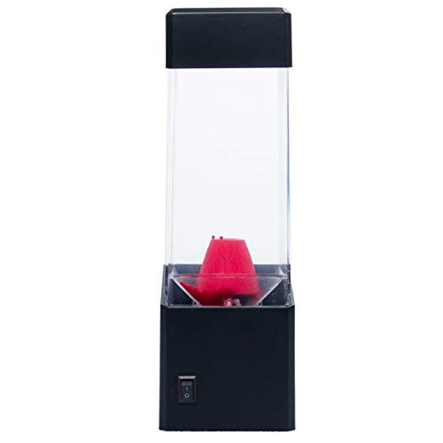 Vulkanausbruch Wasser-Kugel Aquarium-Behälter-LED-Lampe leuchtet Relax Nacht Stimmungs-Licht für Hauptdekoration Magic Lamp Geschenk